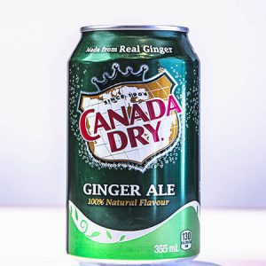 FusionBowl.ca Online Order Drinks Canada Dry Ginger Ale