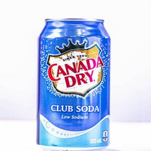 FusionBowl.ca Online Order Drinks Canada Dry Soda